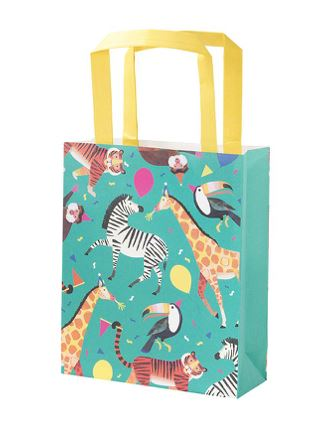 Party Animals Party Bags Decor Talking Tables
