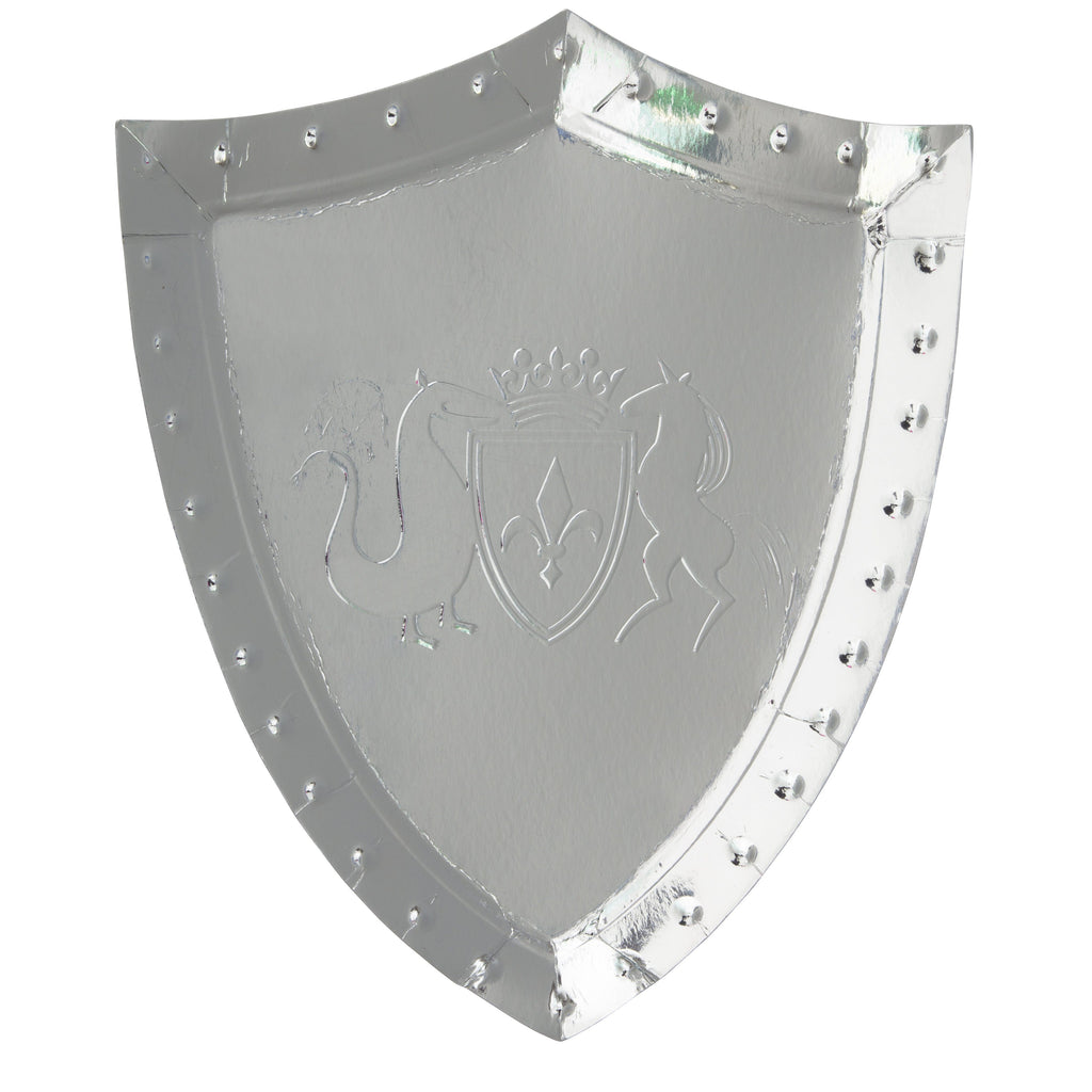 Shield Plates Tabletop Meri Meri