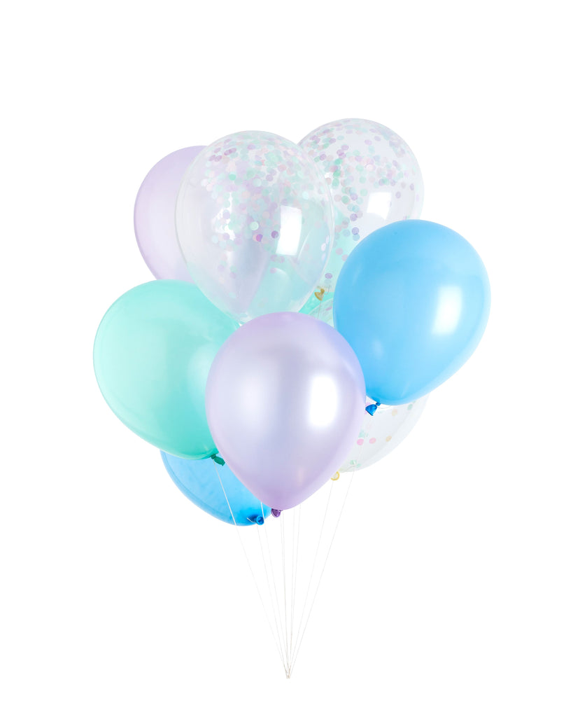 Studio Pep Classic Balloon Pack/Mermaid Balloons Studio Pep
