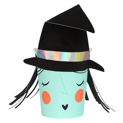Witch Party Cup Tabletop Meri Meri