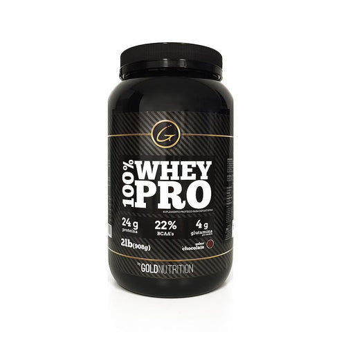 Whey Protein 100% Whey Pro Gold Nutrition 2 Lb / Proteina