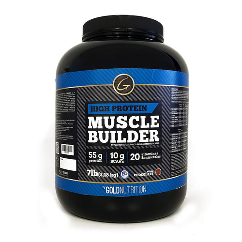 HIGH PROTEIN MUSCLE BUILDER / Proteina 7 lb