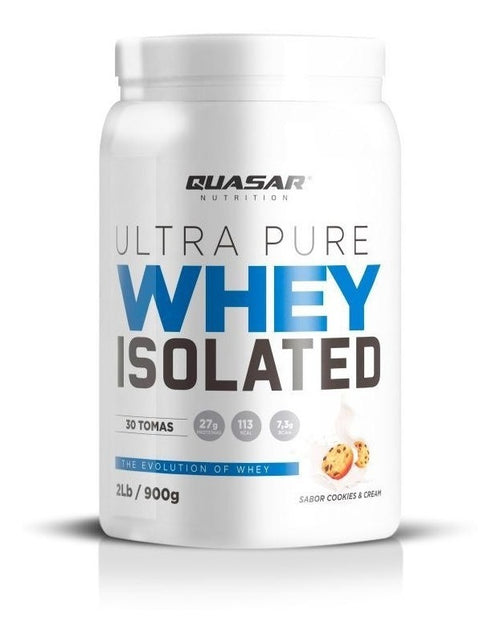 Ultra Pure Whey Isolate 2 lb - Quasar