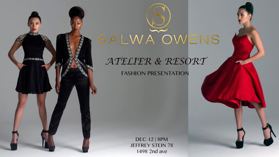Salwa Owens Atelier and Resort Fashion Presentation