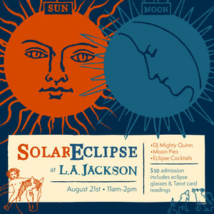 Solar Eclipse at L.A. Jackson