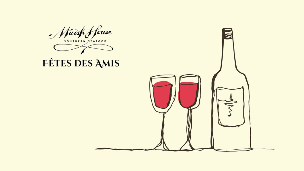 Fêtes des Amis: Wines of Corsica, with Thomas Morgan of Kermit Lynch Wines