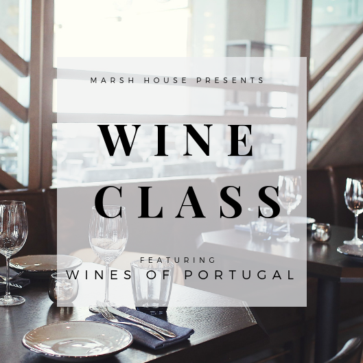 Wine Class ft. Wines of Portugal
