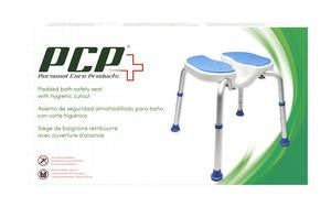 7104 / Padded Bath Safety Seat with Hygienic Cutout