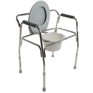 5029 / Heavy Duty Extra-Wide Commode