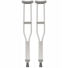 Push-Button Crutches