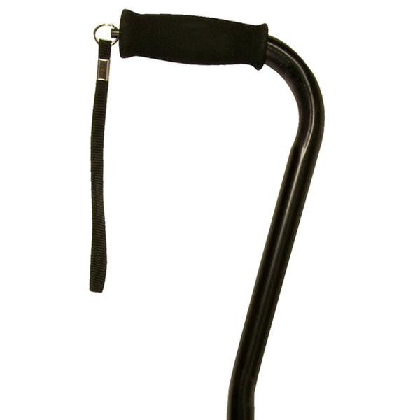 Adjustable Standard Offset Handle Cane