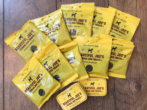 The 10 pack - Beautiful Joe's Liver Treats (+ 2 Free Tins)
