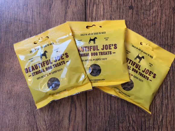 The 3 pack - Beautiful Joes Liver Treats