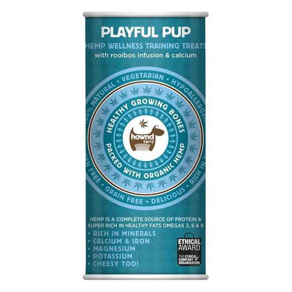 Playful Pup Hemp Treats