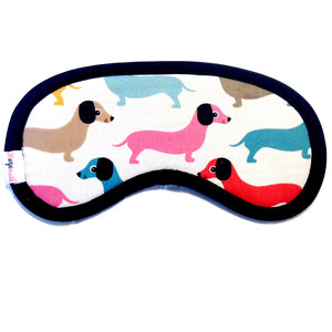 Sleep Mask (Dachshund)
