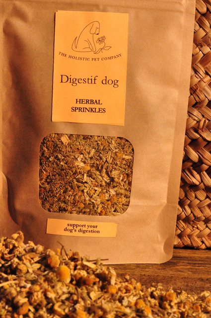 Digestif Dog Herbal Food Sprinkles