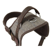 Tweed Harness (Beige)