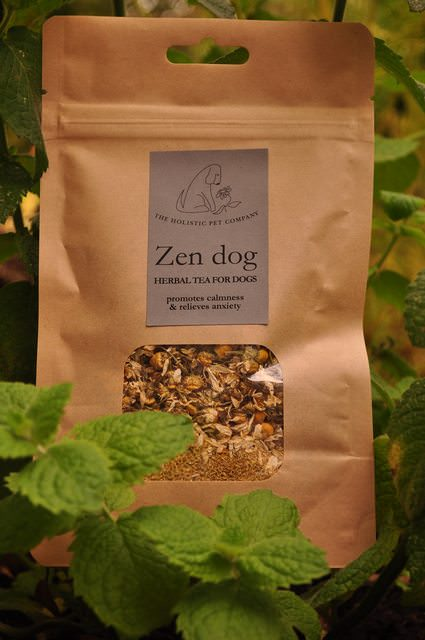 Zen Dog Herbal Tea