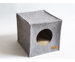 Cube Cat House
