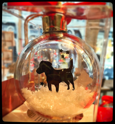 Jack Russell or Patterdale Terrier Bauble