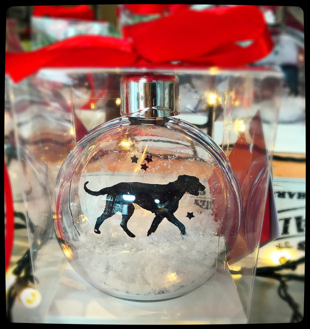Wolfhound Bauble