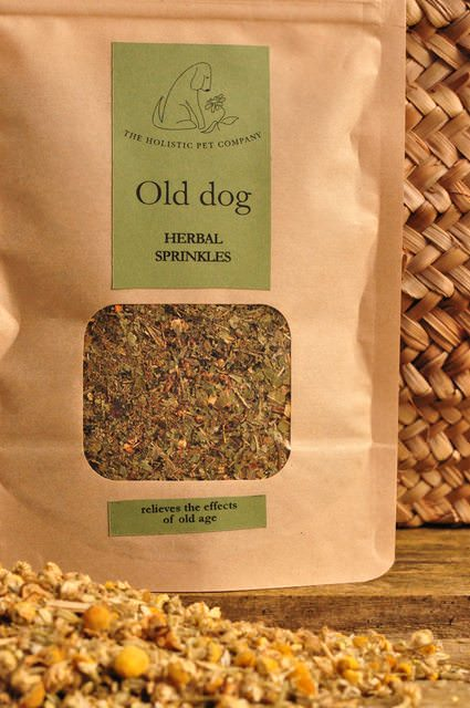 Old Dog Herbal Food Sprinkles