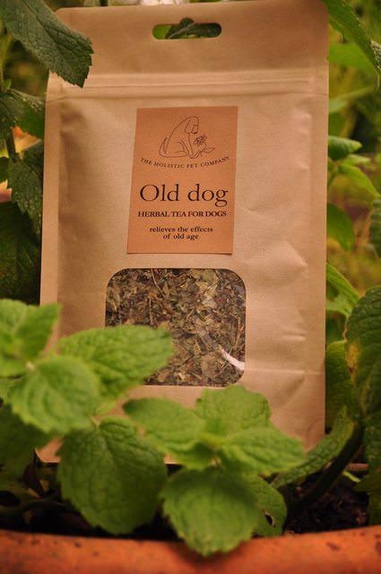 Old Dog Herbal Tea
