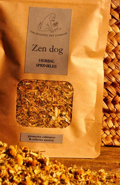 Zen Dog Herbal Food Sprinkles