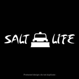 Salt Life Decal