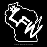 LFW State Logo Decal