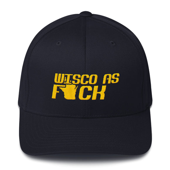Wisco AF Fitted Hat