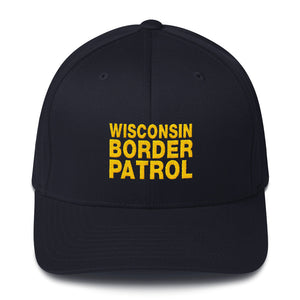 Border Patrol Fitted Hat