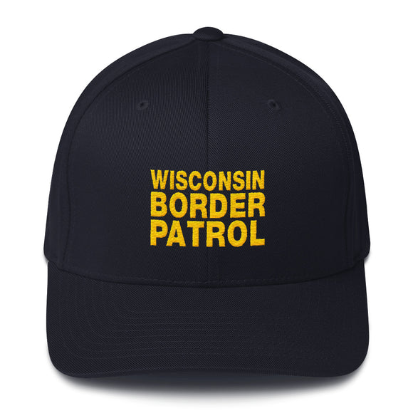 Border Patrol Fitted Cap