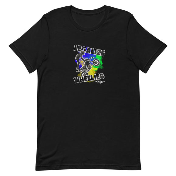 Legalize Wheelies Tee