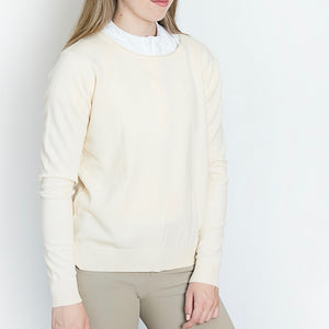 Weekender Crewneck Sweater - Ladies