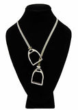 Sally Stirrup Necklace
