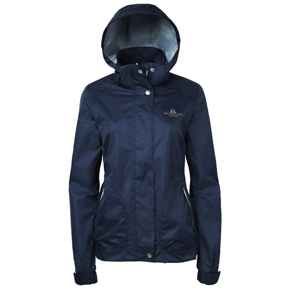 Serenity Tech Jacket Navy Mountain Horse