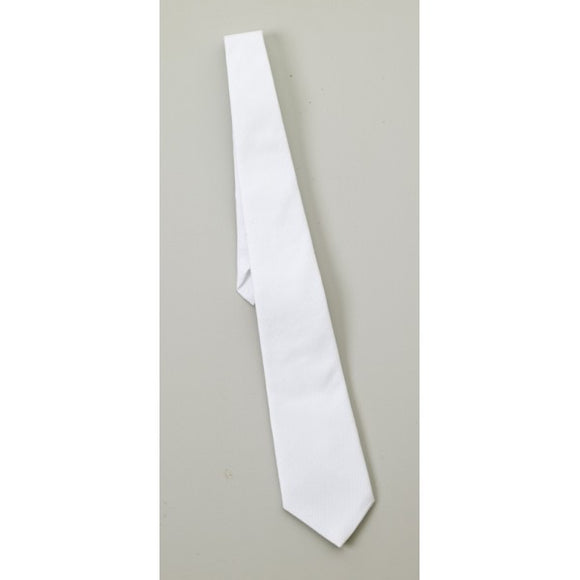 Men's White Tie