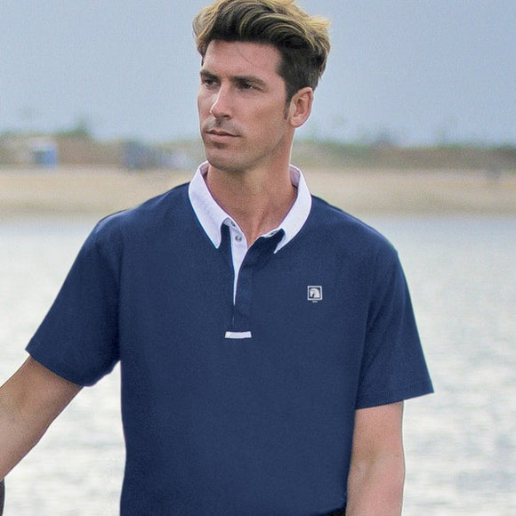 Men's Short Sleeve Show Polo