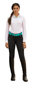Sarafina Grip Breeches White Sand