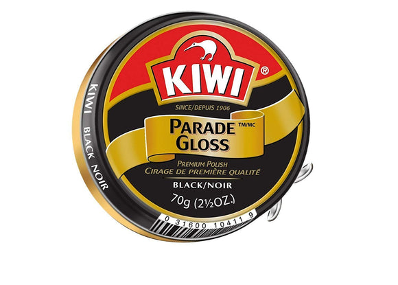 Kiwi Parade Gloss Boot Polish