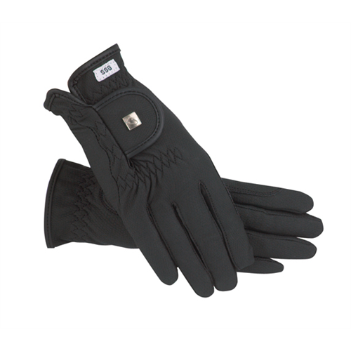 Silk Lined Winter Soft Touch Gloves