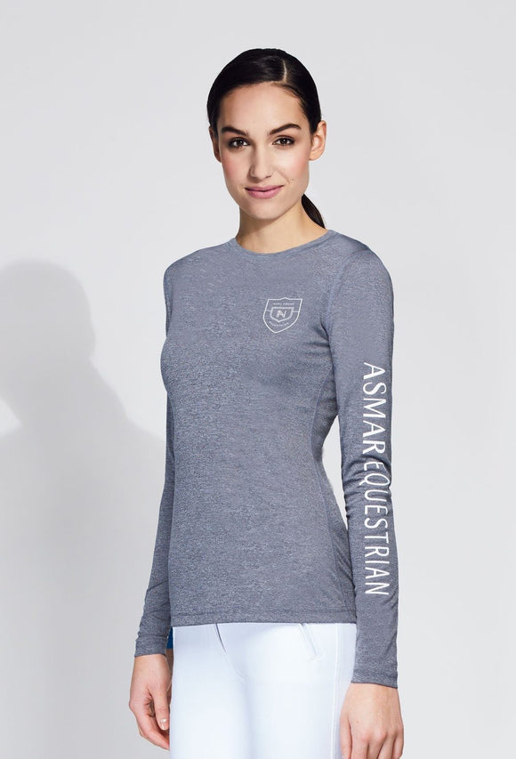 Sustainable Logo T Sun Shirt - Ladies
