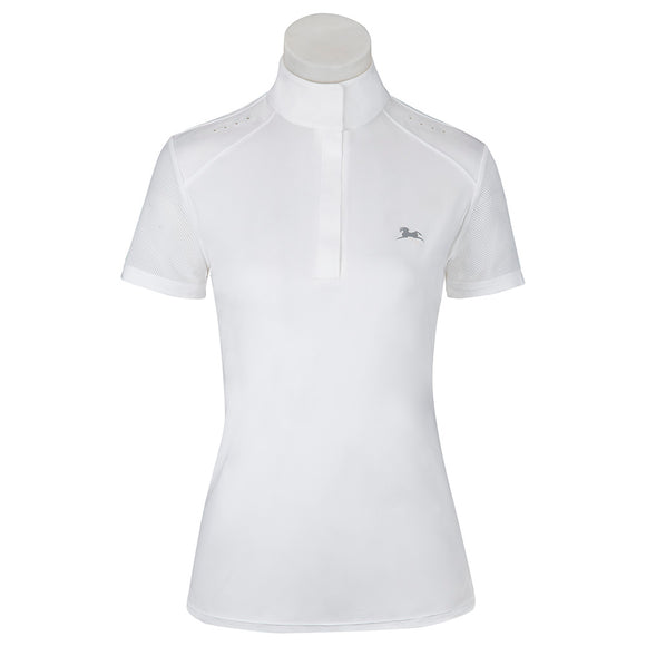 Aerial 37.5 Short Sleeve Show Shirt - Ladies