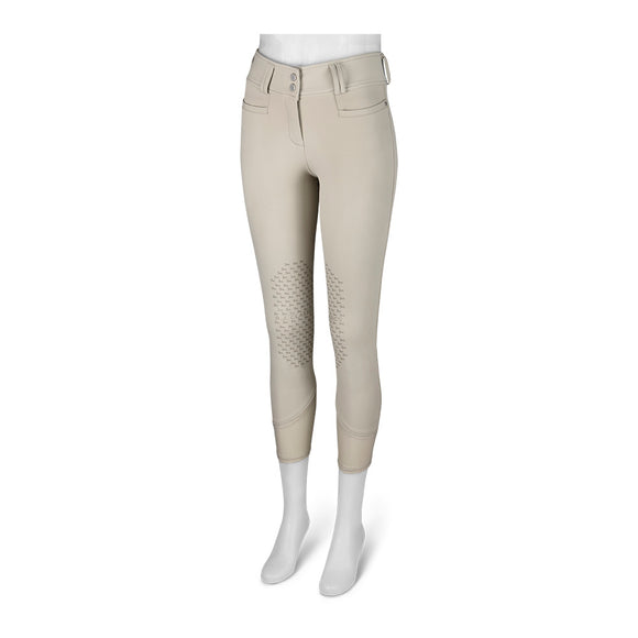 RJ Classics Harper Silicone Knee Patch Breech Sand