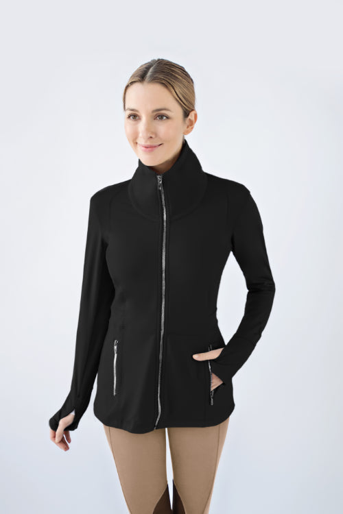 Active Rider Warm Up Jacket