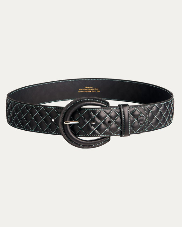 Noble Outfitters Classic Quilted Belt