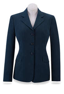 Devon Show Coat Womens - Hunter Green - Ladies