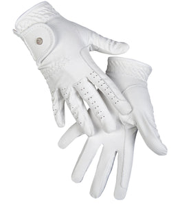 Riding Gloves - White