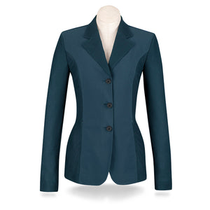 Harmony Mesh Show Coat - Jasper Green - Ladies